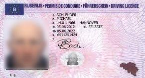 permis de conduire allemand