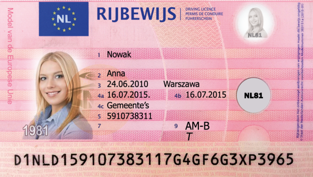 Acheter un permis de conduire moins chère au Pays-bas
