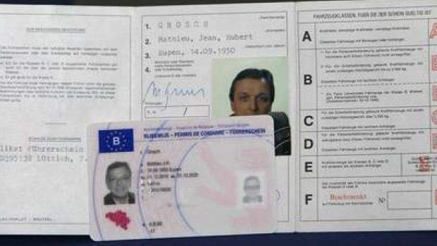Acheter un permis de conduire legal en Belgique