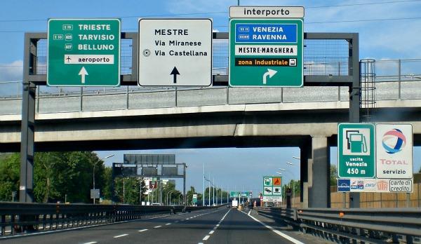 Démarche à suivre pour un permis en Italie, France & Belgique